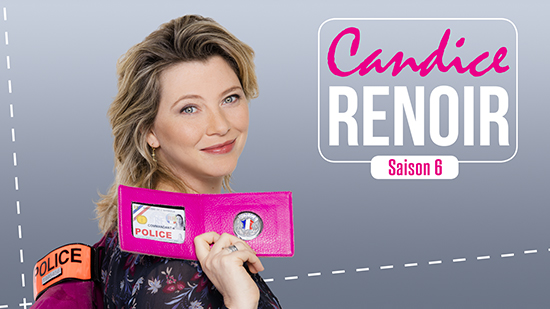 Candice Renoir - S06