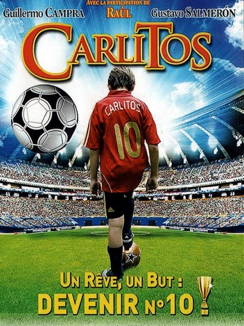 Carlitos, le but de ses rêves