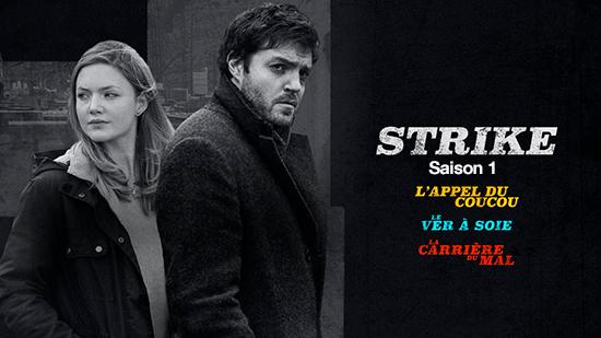 C. B. Strike - S01