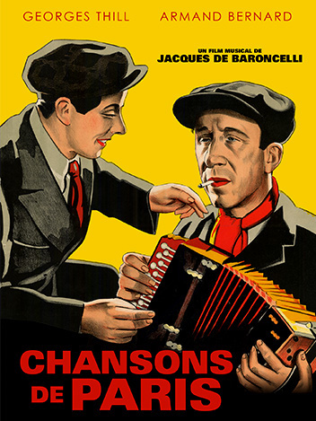 Chansons de Paris