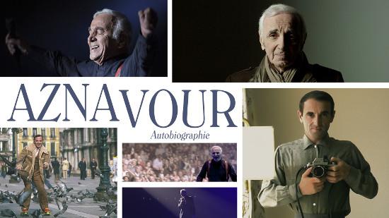 Charles Aznavour autobiographie