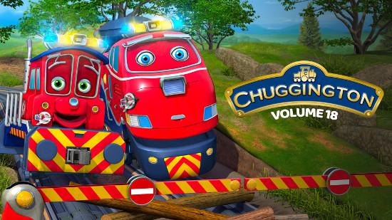 Chuggington - Volume 18