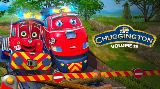 Chuggington - Volume 13