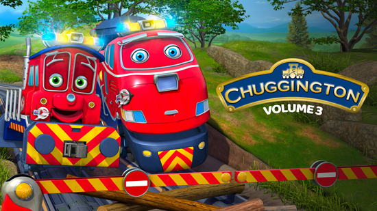 Chuggington - Volume 03