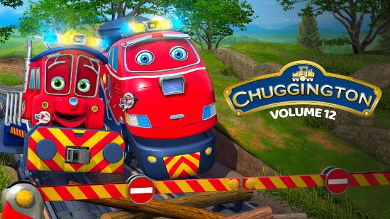 Chuggington - Volume 12