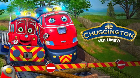 Chuggington - Volume 08