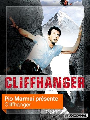 Cliffhanger vu par Pio Marmai