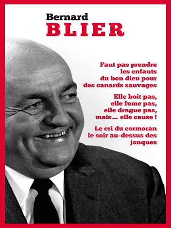 Collection Bernard Blier - HD