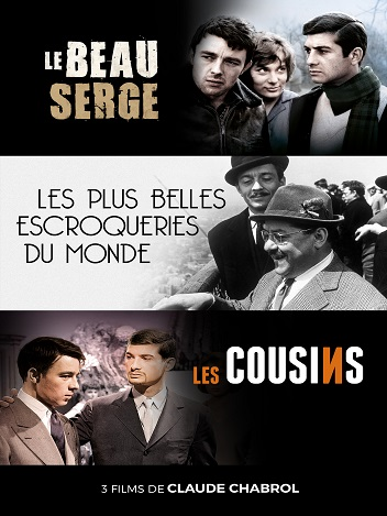 Collection Claude Chabrol - HD