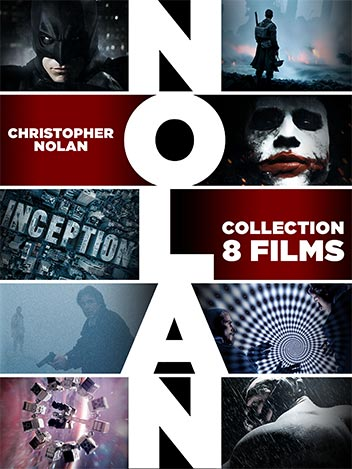 Collection Christopher Nolan 8