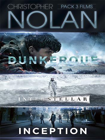 Collection Christopher Nolan 3