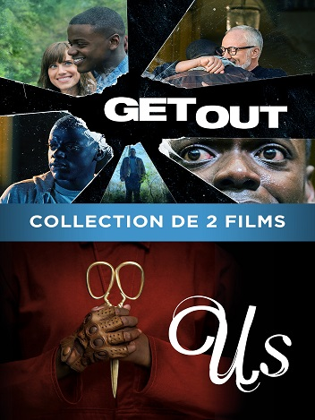 Collection Get Out et Us