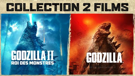 Collection Godzilla