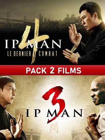 Collection IP Man (2020)