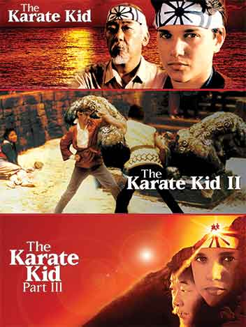 Collection Karate Kid