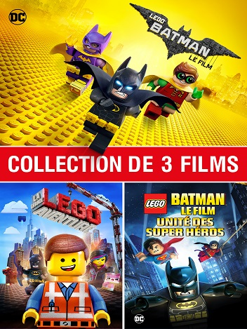 Collection Lego - HD