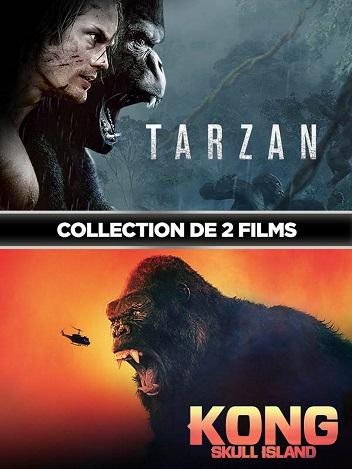 Collection Les rois de la jungle