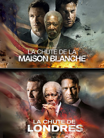 Collection La chute - HD