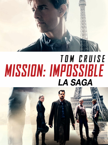 Collection Mission : Impossible  - HD