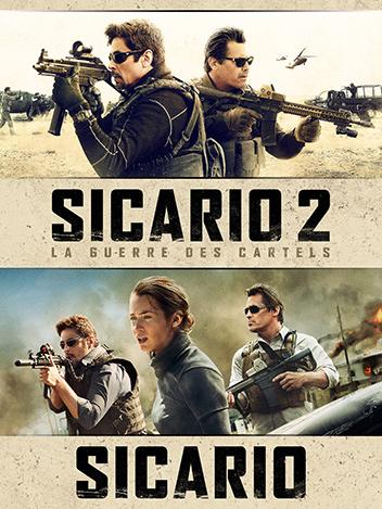 Collection Sicario - HD