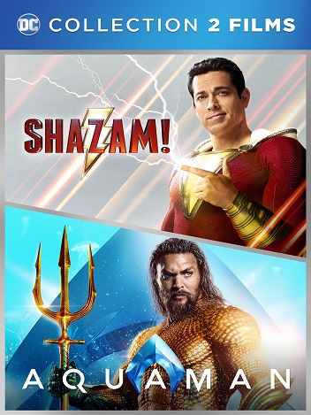 Collection Shazam ! Aquaman !