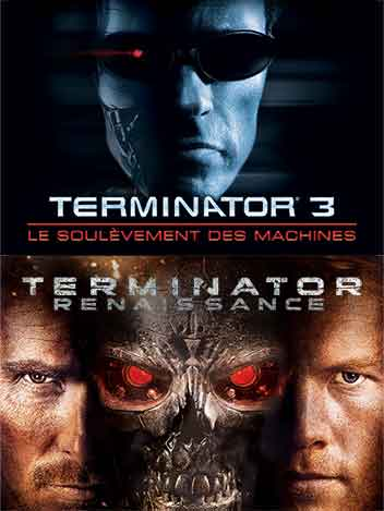 Collection Terminator - HD