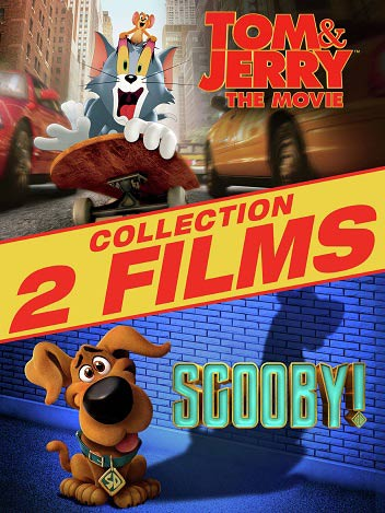 Collection Tom, Jerry et Scooby !