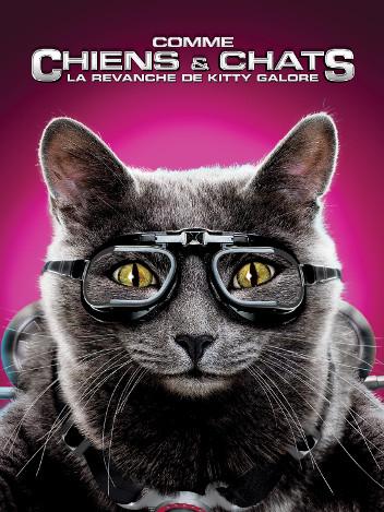 Comme chiens et chats 2 - la revanche de Kitty Galore