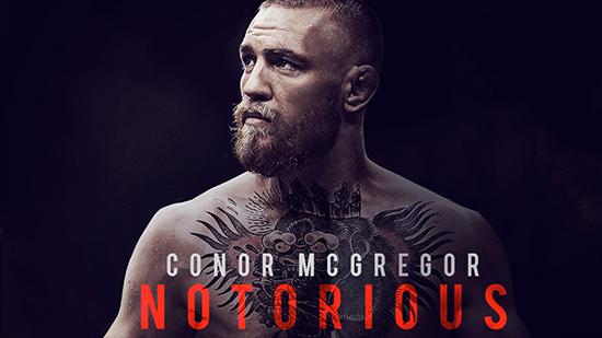 Conor Mc Gregor: Notorious