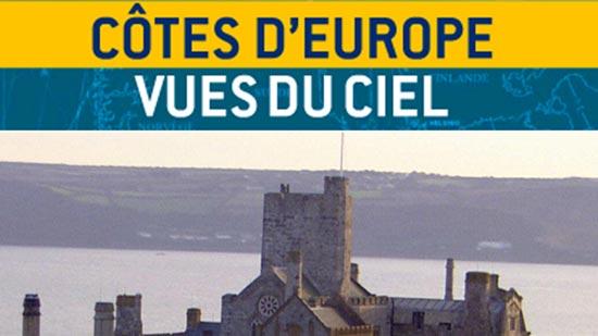 Côtes d'Europe vues du ciel