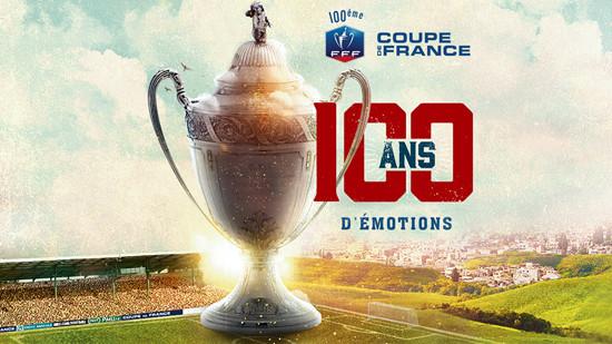 Coupe de France : 100 ans d'émotions