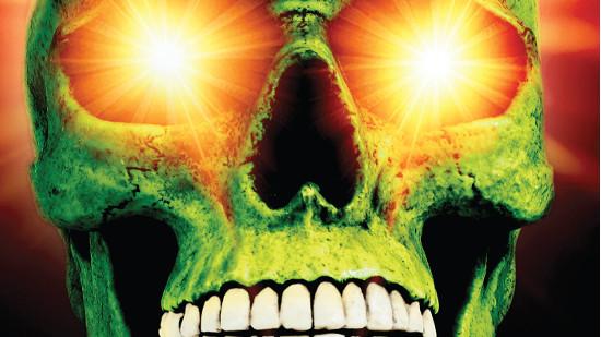 Crâne maléfique