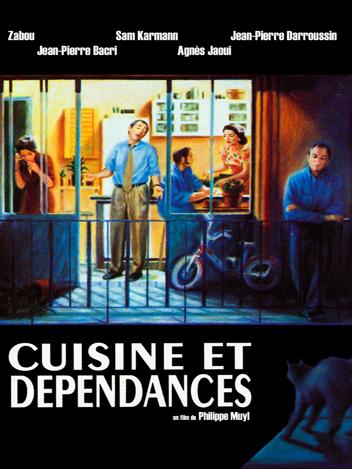 Cuisines et dépendances