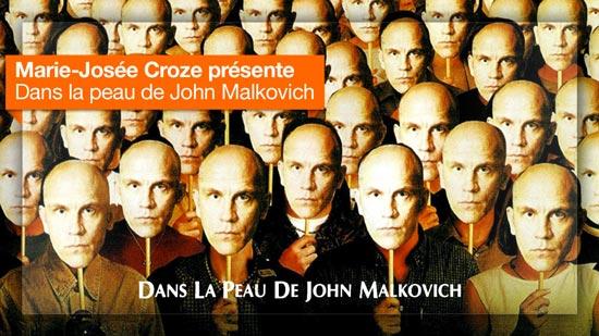 Dans la peau de John Malkovich vu par Marie-Josée Croze