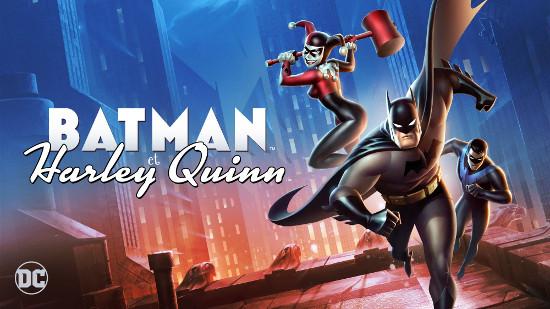 Batman et Harley Quinn