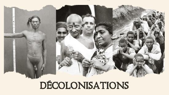 Décolonisations - - 1