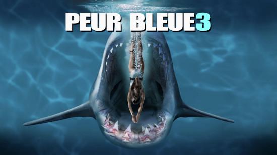 Collection Peur bleue trilogie
