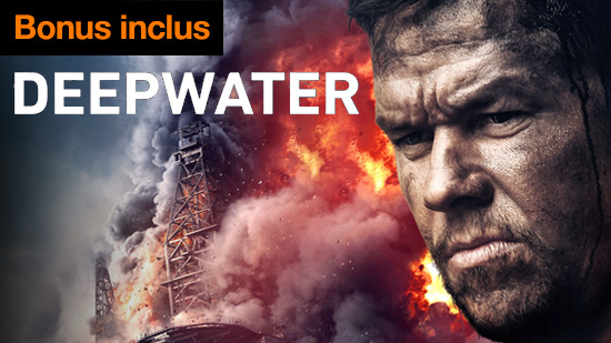 Deepwater - édition spéciale