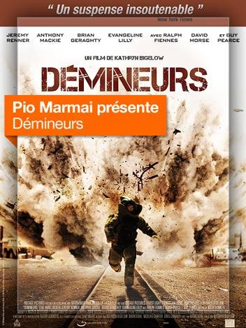 Démineurs vu par Pio Marmai