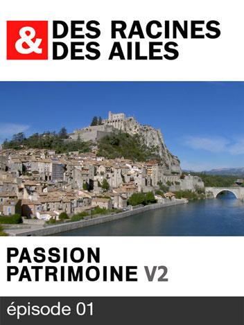 Des racines et des ailes - Passion Patrimoine vol.2