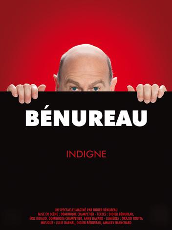 Didier Benureau - Indigne