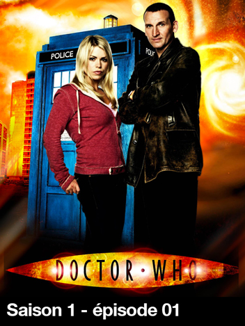 Doctor Who - S01