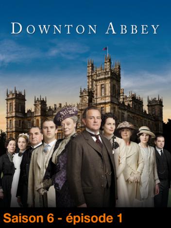 Downton Abbey - S06