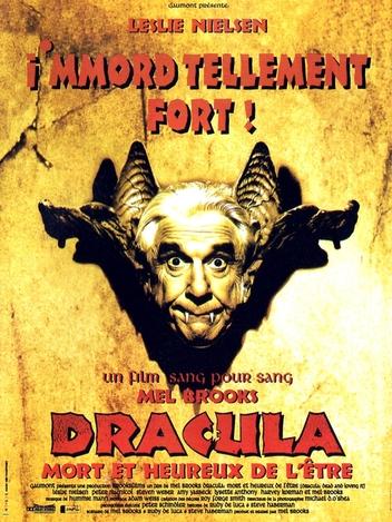 Dracula mort et heureux de l'être