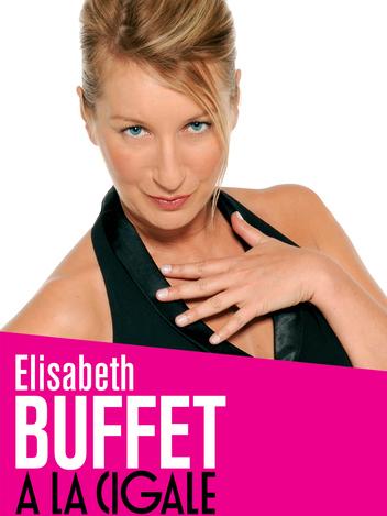 Elisabeth Buffet à la Cigale