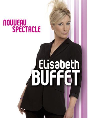 Elisabeth Buffet - Nouveau Spectacle