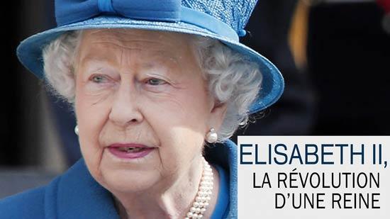 Elisabeth II, la révolution d'une reine