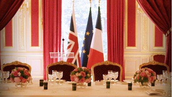 Elysée, à la première table de France