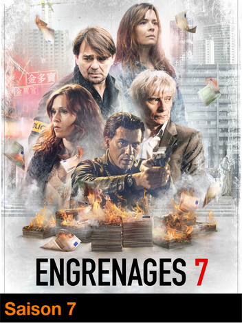 Engrenages - S07