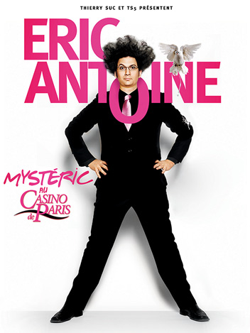 Eric Antoine - Mysteric